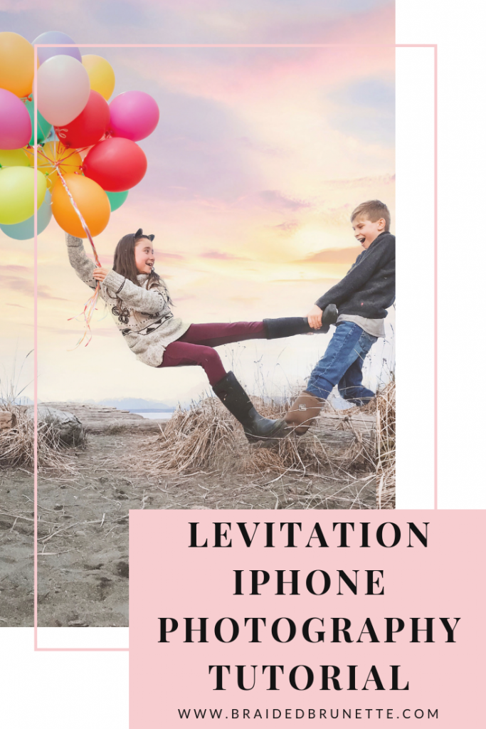 Are you ready to take your creativity to the next level and create super eye catching images?! Click for a fun levitation photography tutorial that you can try today using your iPhone!